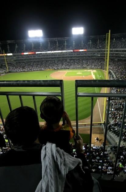 New York Yankees v Chicago White Sox
